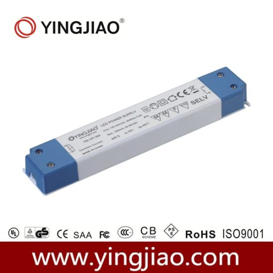 15W Constant Voltage LED Power Adptor with CE