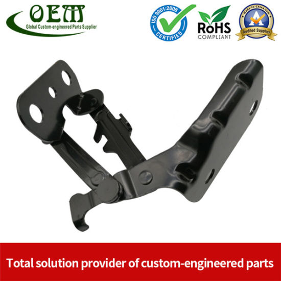 Powder Coated Metal Stamping Clamp Set
