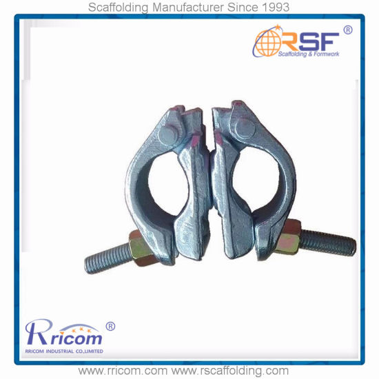 Fixed Double Pipe Clamps/Swivel Pipe Clamps/Connecting Pipe Clamps Scaffolding Coupler