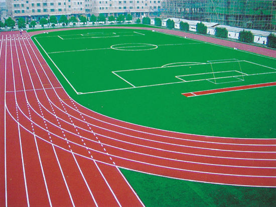 2018 Cheapest Hot Sale Synthetic/Rubber Running Track Made in China pictures & photos
