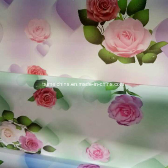 Plastic PVC Fabric Table Covers Cloth pictures & photos
