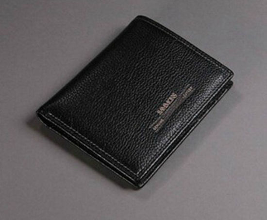 Fashion OEM Women /Men Wallet PU Leather Coin Purse