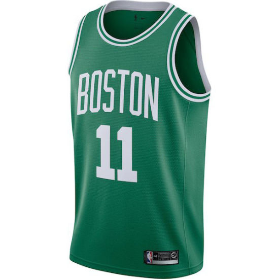 super popular fc9a3 b7590 Boston Celtics Kyrie Irving #11 Isaiah Thomas #4 Classic Edition Basketball  Jerseys