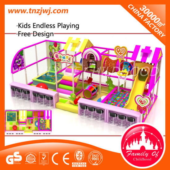 Beautiful Electric Soft Children Indoor Playground pictures & photos
