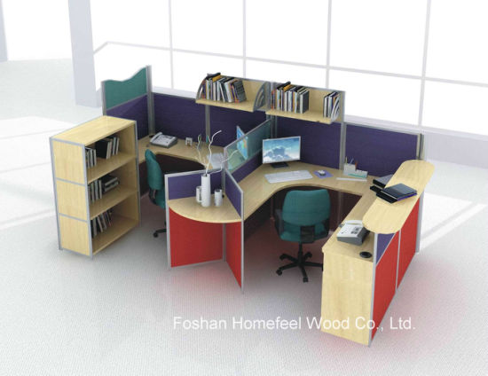 cubicle decoration in office. Modern Interior Cubicle Decoration Office Workstation (HF-YTQ009) In