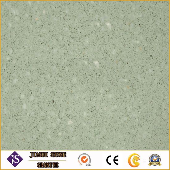 Green Marble Terrazzo Floor 600 600mm China Building