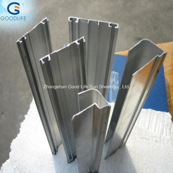 6f3d19143d6 China Aluminium Profile for Polycarbonate Sheet - China PC H Profile ...