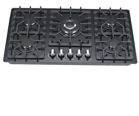 High Quality 5 Burners Gas Cookers, Gas Stove (Sb-BS03)