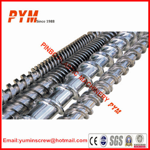 Nitrided Single Screw Barrel in Wenzhou pictures & photos