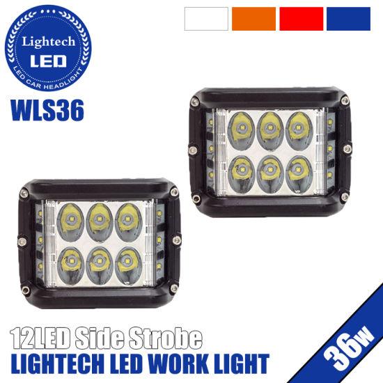 China Heavy Duties Led Work Light Emc 35w E Mark