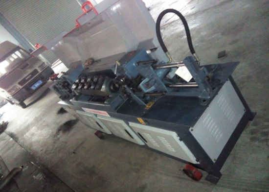 High Quality Wire Straightening and Cutting Machine Gt 6-14 pictures & photos