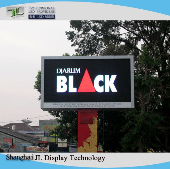 China P5 P6 P8 P10 Full Colour Outdoor LED Display for