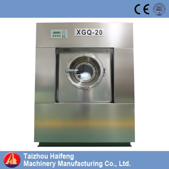 Hotel Use Laundry Industrial Washing Machine and Cleaning Equipment (XGQ-20F)