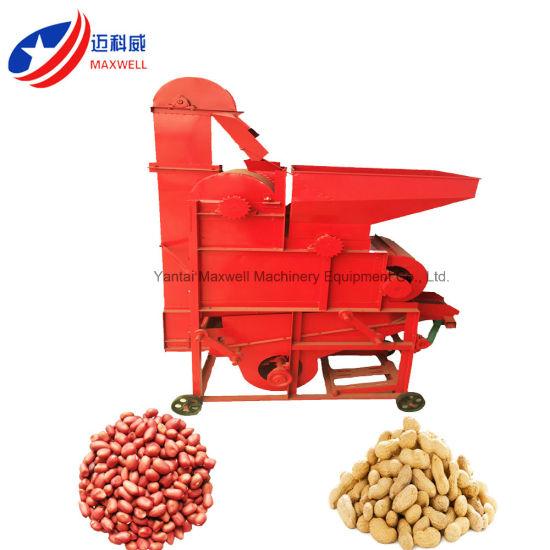 Groundnut Sheller/Peanut Decorticate Machine/Peanut Shelling Machine for Peanut Oil Pressing