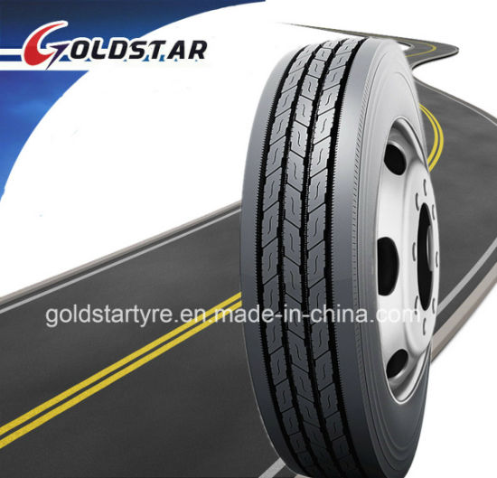 DOT Approved Cheap China Wholesale Semi Truck Tire285/75r24.5 pictures & photos