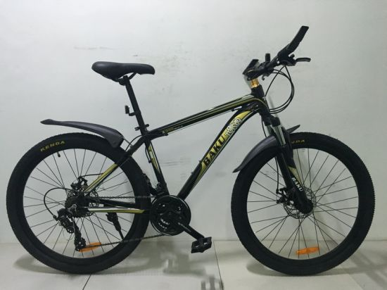 Sh-Smtb299 26 Inch Alloy Mountain Bicycle with Suspension Fork pictures & photos