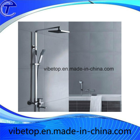 China Multifunctional Stainless Steel Top Shower Sets Suppliers ...
