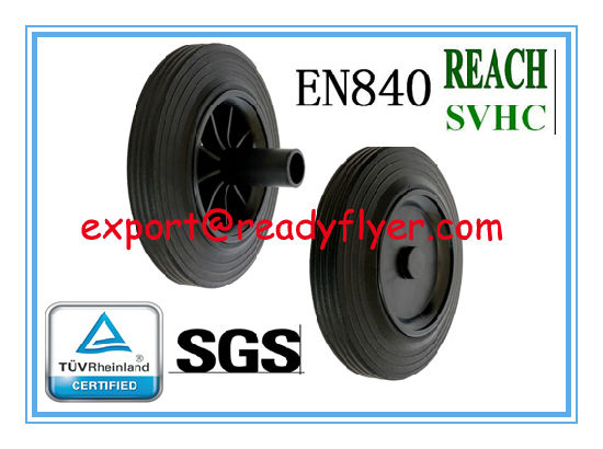 120L Plastic Waste Bin Wheel