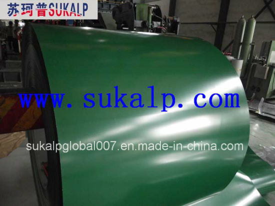 Coated Galvanized Steel Coil PPGI pictures & photos