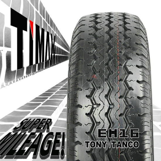 Timax Light Truck Tyres, LTR, Van Tyre (185R14C 195R14C 205R14C) pictures & photos