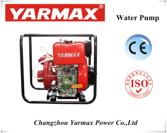 Yarmax 3 Inch Cast Iron Diesel Water Pump pictures & photos
