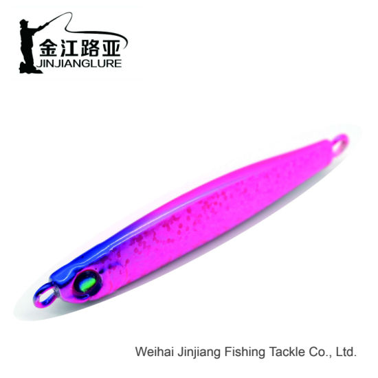Lf148-1 Lead Fishing Sinker Molds Metal Micro Jig Lure Artificial Stick  Bait Fishing Lure