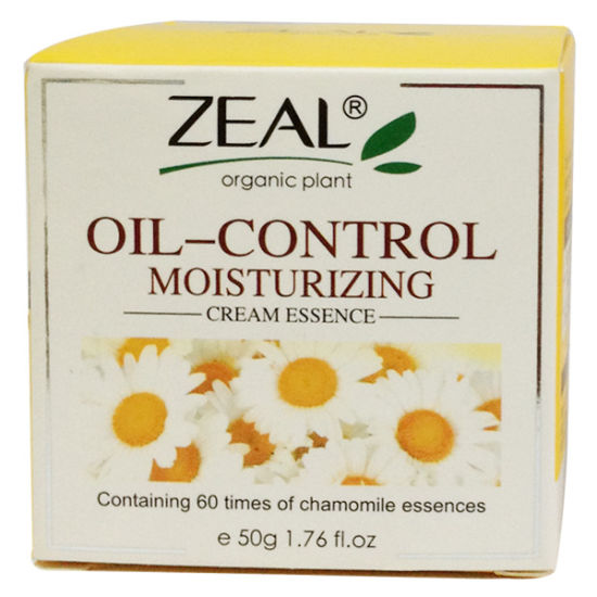 Zeal Facial Treatment Oil Control Moisturizing Cream pictures & photos