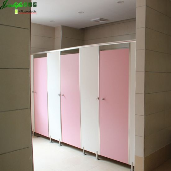 China Jialifumm Thick Phenolic Toilet Partition Board China - Phenolic bathroom partitions