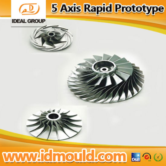 5 Axis CNC Machining Rapid Prototyping pictures & photos