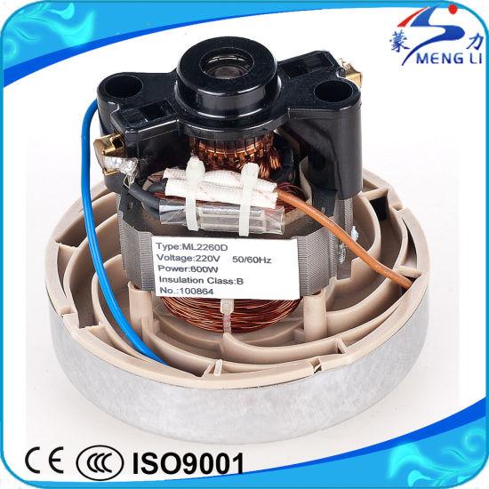 12V 24V Compact DC Vacuum Motor for Handheld Vacuum Cleaner (ML-D)