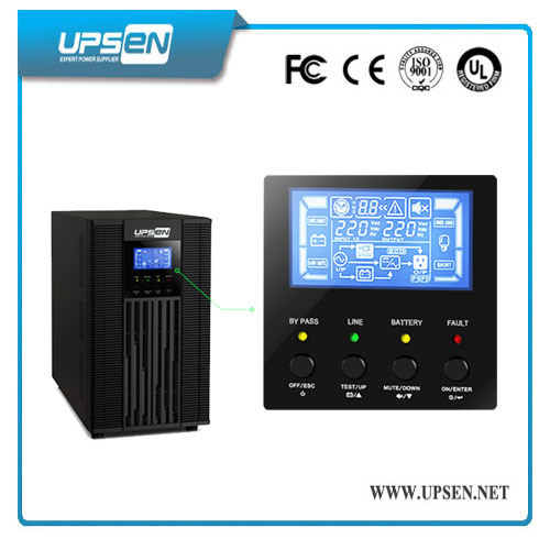 High Frequency Online UPS 1000va / 800W with 24V DC and Smart Design