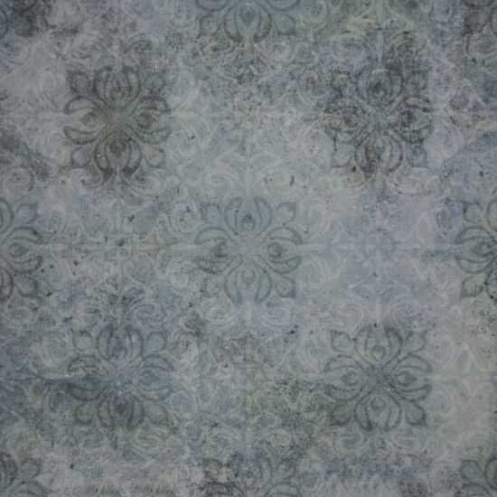 Candy Glaze Porcelain Floor Tile with Dark Color Flower (PPM6503) pictures & photos