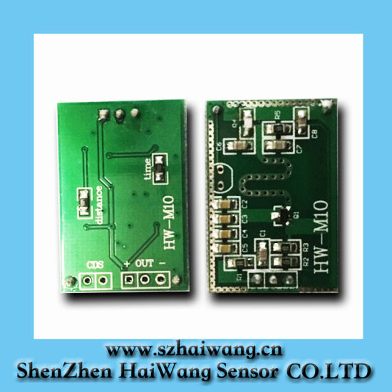 Microwave Motion Sensor Module Doppler Radar Detector Hw M10 Pictures Photos