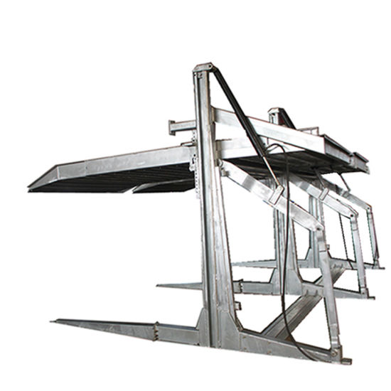 Strong and Reliable Two Layer Car Auto Parking Lift