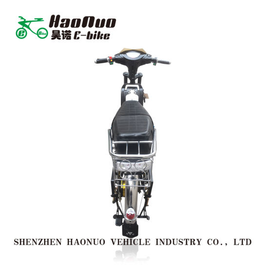 Haonuo 2018 Battery Removale E-Bicycle for Sudan Market pictures & photos