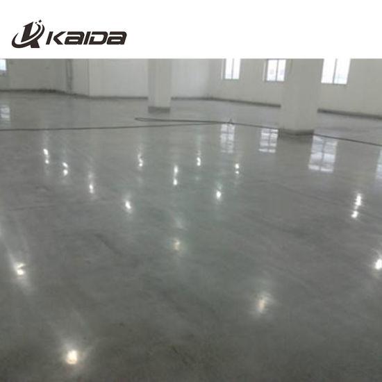 Heavy Traffic Resistance Liquid Concrete Floor Hardener