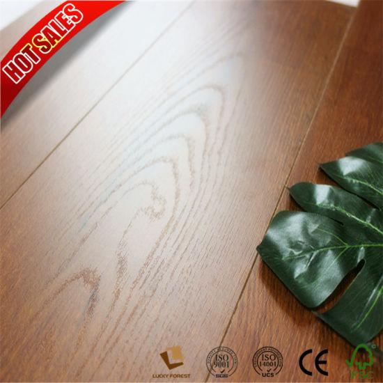 China Brazilian Yellow Wood Laminate Flooring Cheap Price China