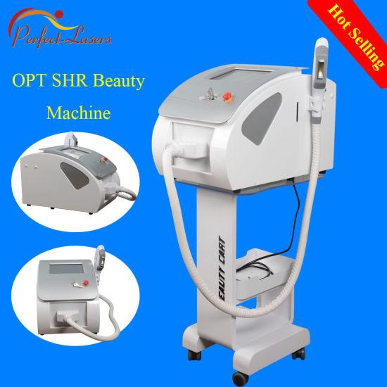 IPL Beauty Machine Elight IPL Skin Rejuvenation Shr Permanent Hair Removal for Men