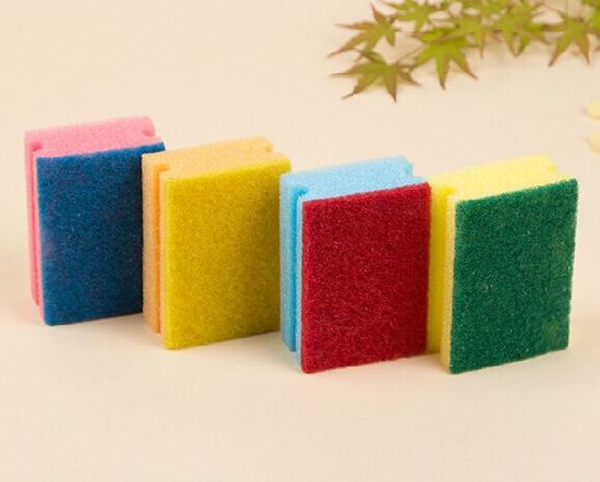 Kitchen Bathroom Cleaning Scouring Pad