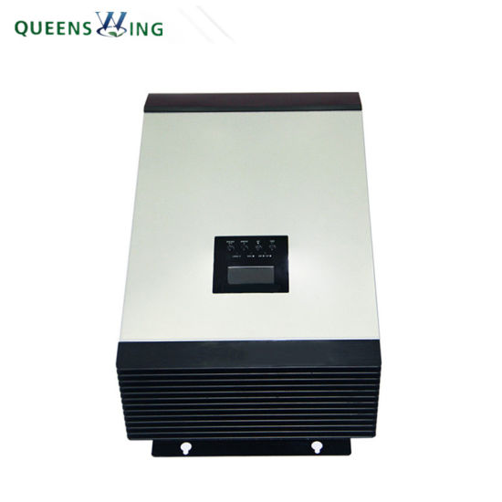 1kVA/3kVA/5kVA off-Grid Home Hybrid Solar Power Inverter with PWM/MPPT Controller pictures & photos