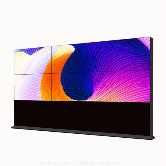 Yashi Cheap LCD Video Wall with 1X4, 2X2, 3X3, 3X4 LCD Video Wall