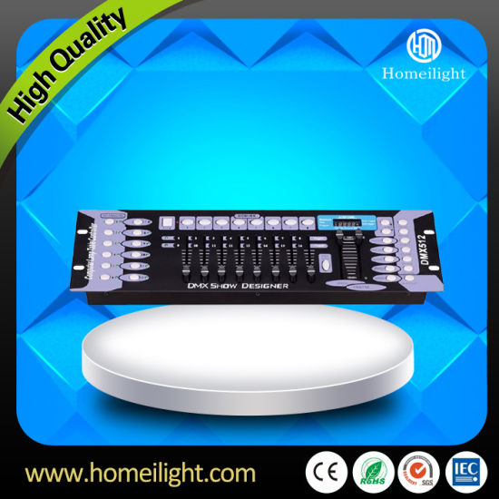 DMX 192 Controller for Stage Lighting DMX Console  sc 1 st  Guangzhou Homei Light Manufacturer & China DMX 192 Controller for Stage Lighting DMX Console - China DMX ...