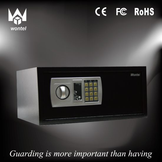 China 2017 Hot Selling All Steel Hotel Safes for Sale