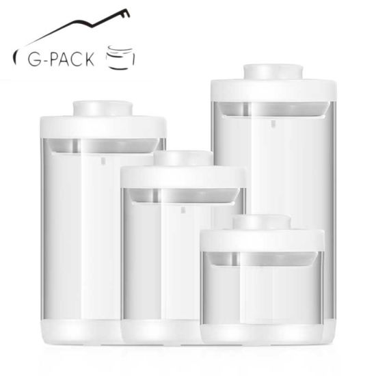 Stackable Airtight Storage Canister Sets pictures & photos