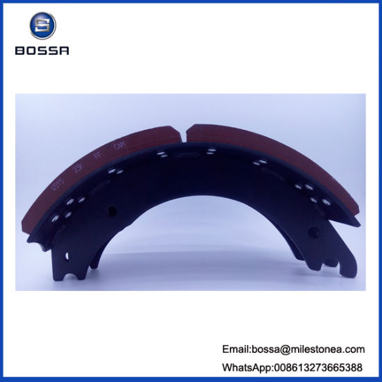Cast Iron Truck Parts Hino Brake Shoe pictures & photos