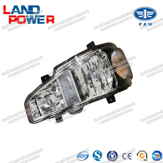 Original Headlight for FAW Truck Parts Spare Parts with SGS Certification pictures & photos