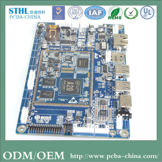 HDMI LCD Controller Board SMT PCB Assembly Factory