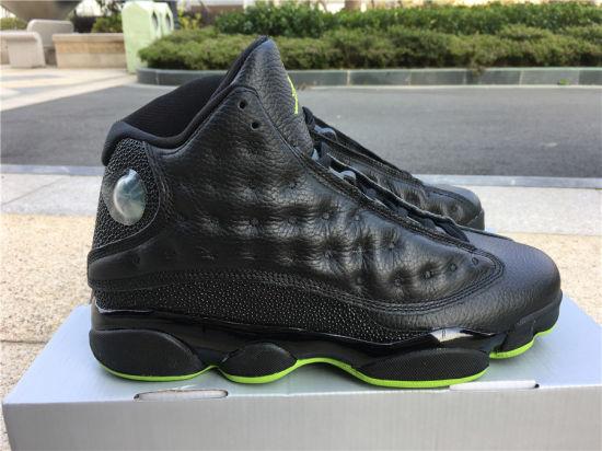 new concept fac06 8ef98 China 13s Mens Basketball Shoes Black Cat Men Sports ...