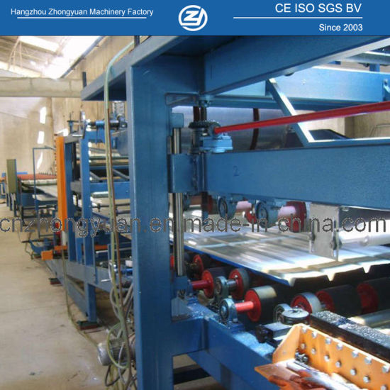 EPS Cement Sandwich Panel Production Line/Lightweight Concrete Wall Panel Forming Machine/Gypsum Board Production Line Factory Price