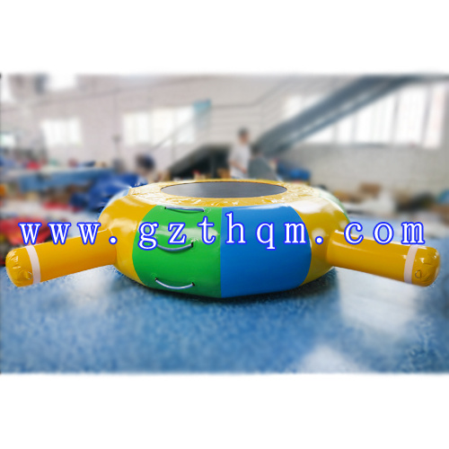 Inflatable Water Floating Playground Game/Inflatable Water Obstacle Game pictures & photos